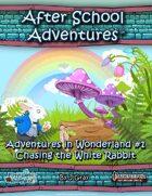 ASA: Alice in Wonderland #1 PF