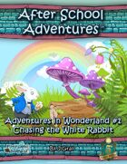 ASA: Alice in Wonderland #1 5E
