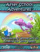 ASA: Alice in Wonderland #1 HK