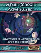 ASA: Alice in Wonderland #2 HK