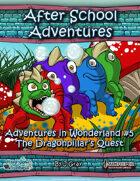 ASA: Alice in Wonderland #5 PF