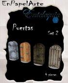 Puertas Set 2 - Doors set 2(carta)