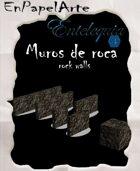 Muros de roca (carta) Rock walls
