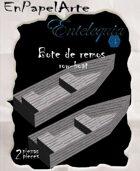 Bote de remos / Row-boat