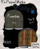 Puertas Set 3 - Doors set 3 (carta)