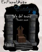 Sala del trono / Throne room (carta)