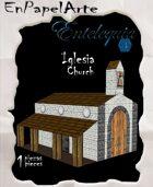 Iglesia / Church (Tabloide)
