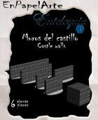 Muros del castillo (carta) Castle walls