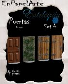 Puertas Set 4 - Doors set 4 (carta)