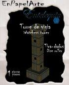 Torre de vigia / Watchers tower (Tabloide)