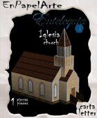 Iglesia mod 2 / Church mod 2(carta)