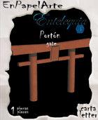 Portón / gate (Carta)