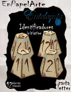 Identificadores de iniciativa / Initiative id (carta)