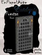 Puertas modelo 23 - Doors model 23 (carta)