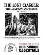 Lost Classes: The Arnesonian Classes