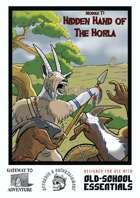 Hidden Hand of the Horla - T:1