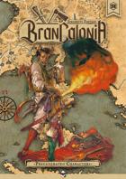 Brancalonia Blank Sheet + 9 Pregenerated Characters - ENG