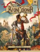 Brancalonia - Spaghetti Fantasy Setting Book ENG
