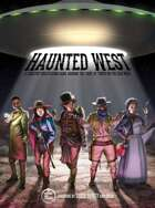 Haunted West: Editable Character Sheets