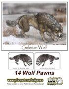 Selorian Fenwolf Pawns