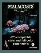 Malacost Paper Minis