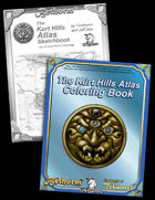 Kurt Hills Coloring and Sketch Books