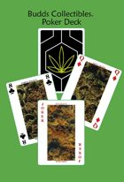 Budds Collectibles Playing Card Deck