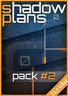 Shadowplans - Pack #2 [BUNDLE]