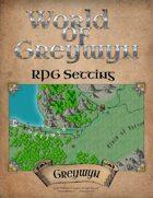 World of Greywyn RPG Setting