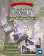 Illustration Pack 2: Forests