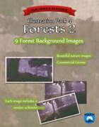 Illustration Pack 4: Forests 2