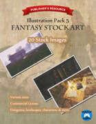 Illustration Pack 5: Fantasy