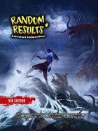 Random Results: Adventure Compendium