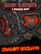 24x36 Battlemap - Zealot Enclave