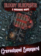 24x36 Battlemap - Gravechapel Boneyard
