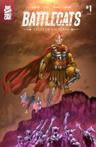 Battlecats: Tales of Valderia #1