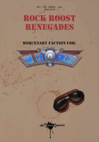 Rock Roost Renegades: A Wild Skies Character Faction