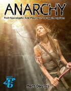 ANARCHY: The Role Playing Game