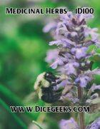 Medicinal Herbs – 1D100