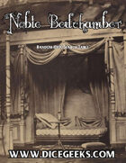 Items in a Noble's Bedchamber - 1D100