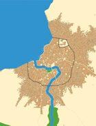 Aeraloth City Map