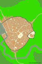 Laketown City Map