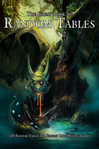 The Great Book of Random Tables