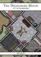 The Drakemore House - VTT Map