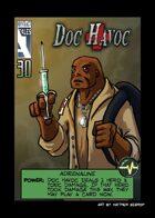 The Cauldron - Doc Havoc hero deck