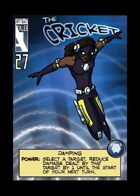The Cauldron Experimental - Cricket hero deck