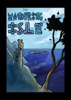 The Cauldron - The Wandering Isle environment deck (2E)