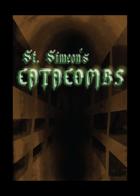 The Cauldron - St. Simeon's Catacombs environment deck (2E)
