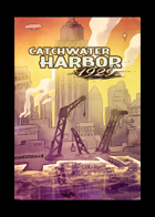 The Cauldron Adrift - Catchwater Harbor environment deck