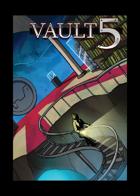 The Cauldron Adrift - Vault 5 environment deck